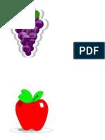 Fruits Ingles