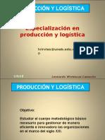 produccion y logstica