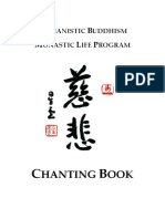 HBMLP Chanting Book (Evening, Meals, 88 Buddhas Repentance, Amitabha Pure Land) (Chinese, Pinyin, English)