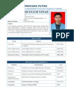 CV Resmi