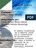 La Reforma Liberar en America Latina_Fredy