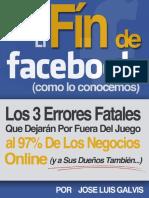 El Fin de Facebook