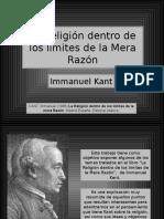 Kant Immanuel - Presentación