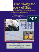 (Reprductive Biology and Phylogeny )Barrie G M Jamieson-Reproductive Biology and Phylogeny of Birds, Part B Sexual Selection, Behavior, Conservation, Embryology and Genetics -S