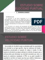 ESTUDIO SOBRE VELOCIDAD PUNTUAL(1).pptx