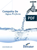 La Compañía de Agua Perfecta