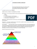 Study Designs in Med Research (2015)