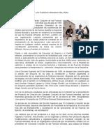 Finalidad de Las Fuerzas Armadas Del Peru