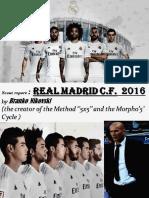 REAL MADRID 2015/16