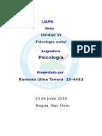 TEMA VI -psicologia tarea 6.docx