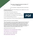 Agenda Interdisciplinary Water Discussion Group