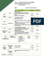 DOSIFICACION CICLO 16-17 INFORMATICA