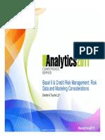 Cudahy Kim Delotitte Analytics 2011