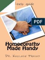 Homeopath Made Handy