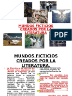 PPT Mundos en La Literatura