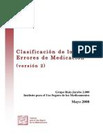 Clasificación actualizada 2008