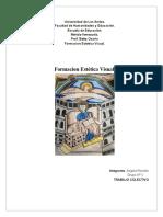 Formación Estética Visual( Colectivo por Angela Rondon)