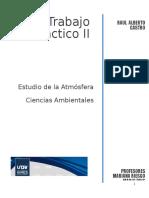 Raul Castro - Tp2 - Estudio Atmosfera