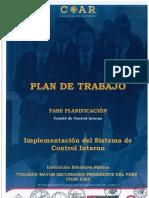 RDG 032 2016 Plan de Trabajo