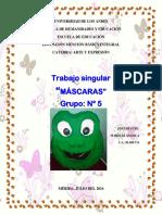 Trabajo Singular g5 Artees