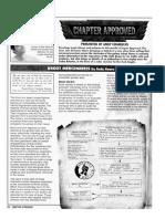 2_Warhammer 40k - Codex - Tau - Kroot Mercenaries