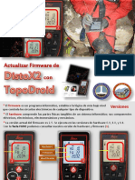 2016-10-09 Manual Firmware DistoX2 TopoDroid