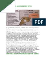 Deficiencia de gc 6 fosfatasa