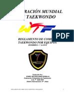 Reglas de Competencia Por Equipos 6 7 Dic 2014
