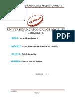 Mate Fimanciera Monografia