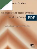 0 a concepção da teoria evolutiva desde os gregos.pdf
