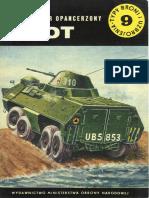 TBiU 009 - Transporter Opancerzony SKOT