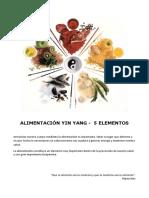 Alimentación Yin Yang
