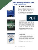 10 Livros Sobre Inovacao Indicados Para Empreendedores