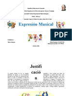 Planificacion Musical