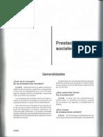 14 PRESTACIONES SOCIALES