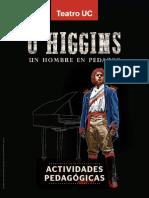 OHiggins Actividades Pedagogicas Web 2