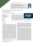 Torsional Behavior of Steel Fiber Reinforced Concrete Beams
