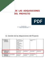 12 PMI Adquisiciones