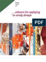 Design Application Guidance