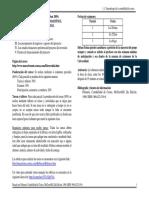 Terminología Contabilidad De Costos ejemplo