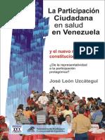 Libro Participacion Ciudadana Salud J Leon Dig
