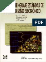 Vhdl Lenguaje Estandar de Diseno Electronico