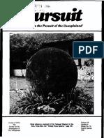 PURSUIT Newsletter No. 76, Fourth Quarter 1986 - Ivan T. Sanderson