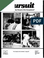 PURSUIT Newsletter No. 80, Fourth Quarter 1987 - Ivan T. Sanderson