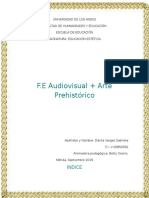 Formación Estética Audiovisual