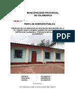 PIP I.E. Cebgpc Huallaypampa