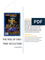 The Rise of End-Time Occultism (E-book Version)