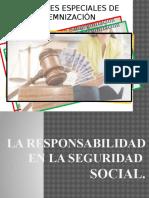 Regímenes Especiales de Indemnizacio-CIVIL -III