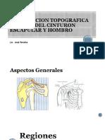1) Exploracion Topografica Manual Del Cinturon Escapular y Hombro