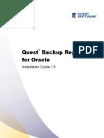 QuestBackupReporter_InstallationGuide